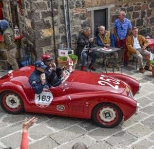 Mille Miglia - Rajd Zabytkowych samochodów- Dandy Yourself Blog