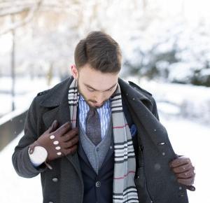 Męska elegancja zimą w 8 punktach – Dandy Yourself Blog
