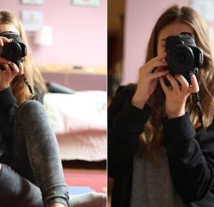Minimalistyczny | Nowy aparat, nowe możliwości