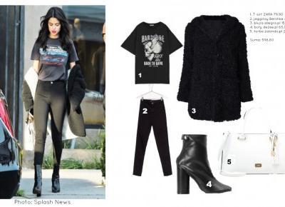 Enjoy Lifeee: Stylizacje gwiazd #1 - Selena Gomez