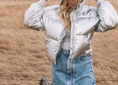 5 najmodniejszych kurtek puchowych na zimę 2018, które pokochały blogerki - Glamour.pl