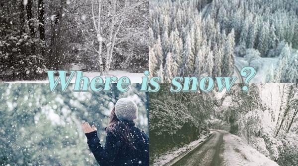 Daruciaa ♥: Where is snow? | Wyniki Rozdania