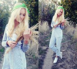 Daruciaa ♥: Ogrodniczki ♥