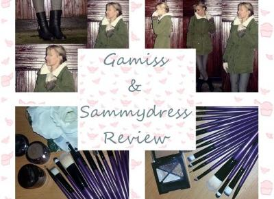 Daja ♥: Gamiss|Sammydress Review ♥