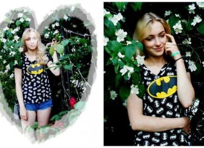 Daja ♥: Batman T-shirt