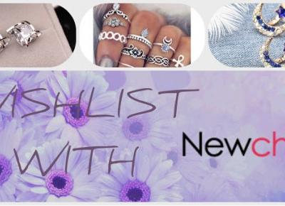 Daja ♥: Wishlist with Newchic.