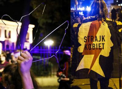 LUDZIE, POLICJA, GAZ PIEPRZOWY I 21 WIEK! JAK WYGLĄDA PROTEST KOBIET! #WYROKNAKOBIETY