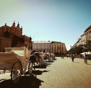thursday and thursday: see you soon Kraków