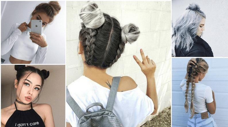 10 Modnych Fryzur Dla Prostych Włosów