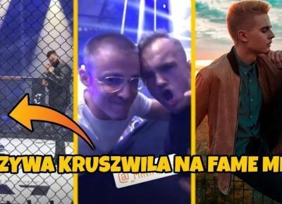 MINI MAJK WYZYWAŁ LORDA KRUSZWILA NA POJEDYNEK! FAME MMA 5!