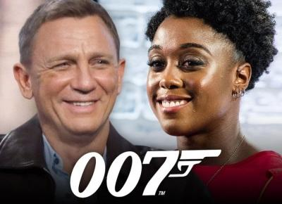 JAMES BONDA ZAGRA KOBIETA? NIETYPOWE ZMIANY AGENTA 007!