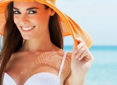 Jak słońce wpływa na skórę? - Dbam o Zdrowie