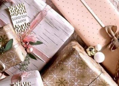 Pomysły na prezenty świąteczne - wspieraj mniejsze firmy | BLOGMAS 2020 |