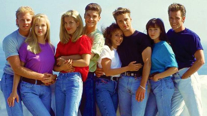 Beverly Hills 90210 Randkowe postacie