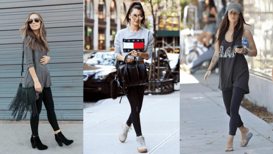 Czy legginsy to trend dla każdej z nas?