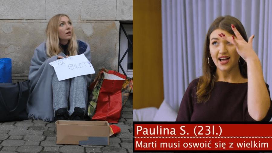 """Przyjechała z prowincji do """"wielkiej"""" Warszawy. To, co ją spotkało, szokuje [video]"""