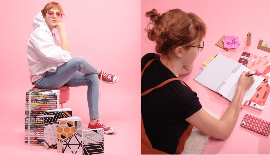 Stylowy Back to school - przegląd najbardziej instagramowych zeszytów i przyborów szkolnych