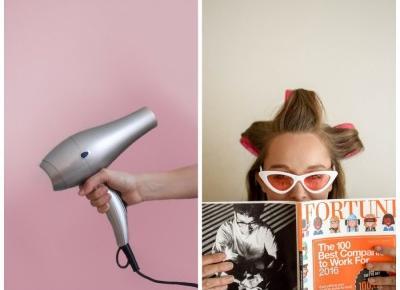 Popularne błędy popełniane podczas suszenia włosów