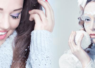 5 makijażowych inspiracji na zimę