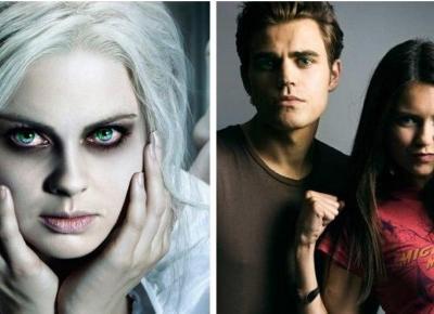 7 seriali o wampirach, zombie i wilkołakach, które pokochasz