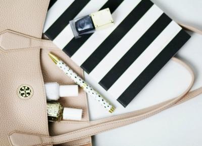 Co warto nosić w torebce? Sprawdź!