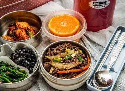10 pomysłów na kolorowy lunchbox, którego pozazdroszczą Ci koleżanki