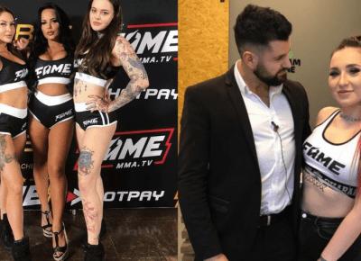 Godlewska i Linkiewicz wystąpią na Fame MMA!