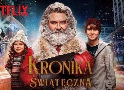 Netflixowe propozycje filmów na Święta