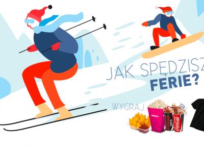 Zimowy konkurs - wyniki!
