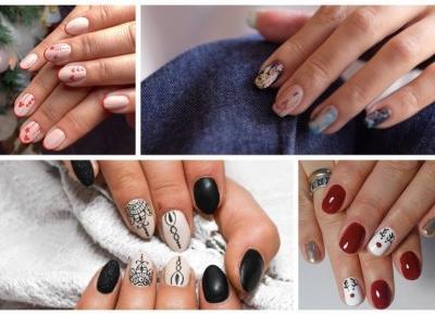 Pomysły na zimowy manicure – najlepsze inspiracje