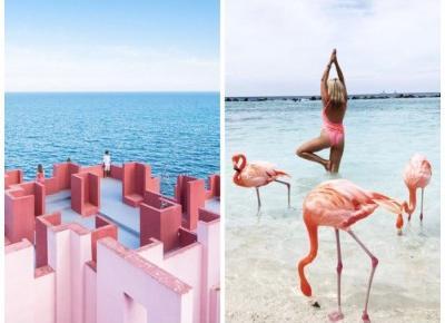 12 wakacyjnych miejsc, które są totalnie instagramowe