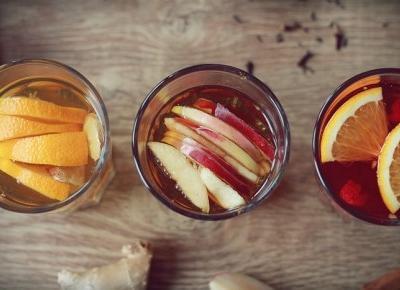 3 pomysły na pyszną herbatę!