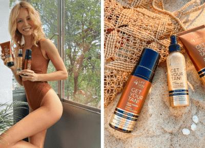 Dzięki tym produktom uzyskasz złocisty odcień skóry bez  opalania. Nowa linia Lift4Skin już w Rossmanie