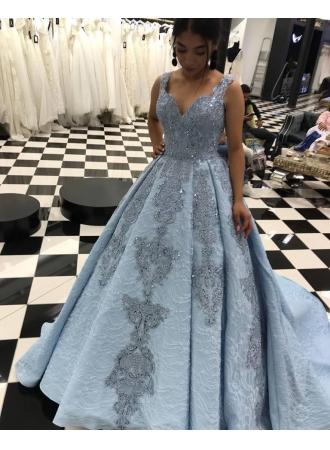 elegante blaues abendkleid spitze abendkleider lang günstig online kaufenabendkleiderkleider