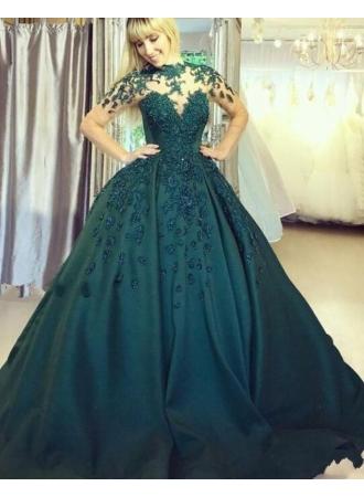 elegante abendkleider lang grün  abiballkleider bodenlang onlineabendkleiderkleider für