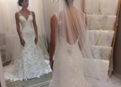 Fashion Brautkleider Mit Spitze | Hochzeitskleider Rückenfrei Online_Brautkleider Meerjungfrau_Brautkleider_Brautkleider,Abiballkleider,Abendkleider