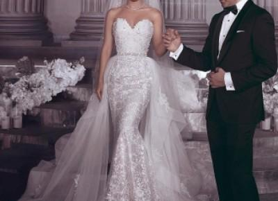 Modern Brautkleid Spitze Online | Luxus Hochzeitskleider Kaufen_Brautkleider Meerjungfrau_Brautkleider_Brautkleider,Abiballkleider,Abendkleider