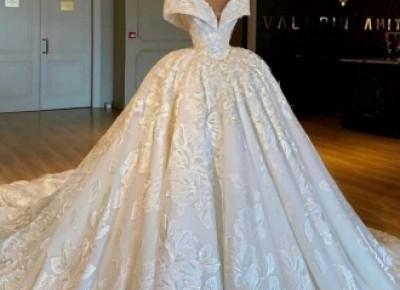 Modern A Linie Brautkleider Creme Spitze Hochzeitskleider Online Kaufen_A-Linie Brautkleider_Brautkleider_Brautkleider,Abiballkleider,Abendkleider