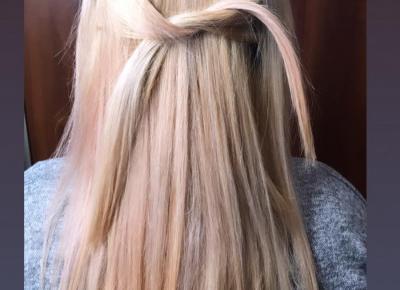 "denis on Instagram: ""Opis już wkrótce 😂😆😆 #regeneracja #hairstyle #hair #hairdresser #hairfashion #fashion #cosmetics #blondehair #tutorial #video #newpost…"""