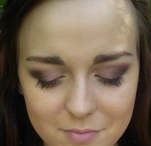 GydziulaBeauty : Dwa oblicza mojej osobowości ! Czarno - różowy make-up !