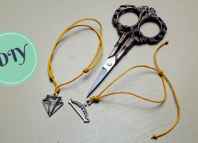 2 sposoby na regulowaną bransoletkę ze sznurka