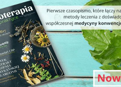 The foxy diet: MAGAZYN NATUROTERAPIA W PRAKTYCE