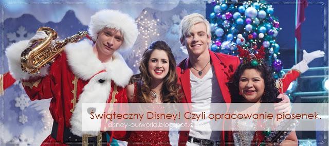 Disney - Our World: Świąteczne piosenki Disney'a i ich opracowanie