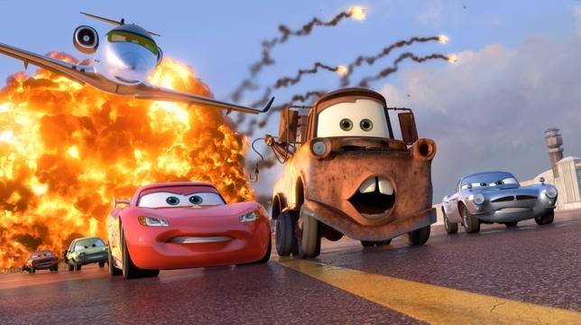 Auta 3! Wielki powrót filmu!
