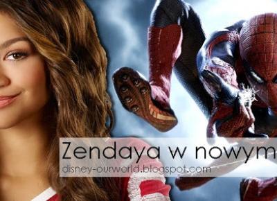 Zendaya Coleman w nowym filmie Marvela!