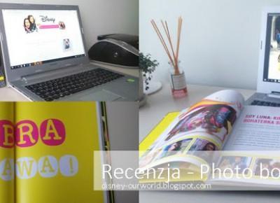 Disney - Our World: [Recenzja] Soy Luna - Photo book