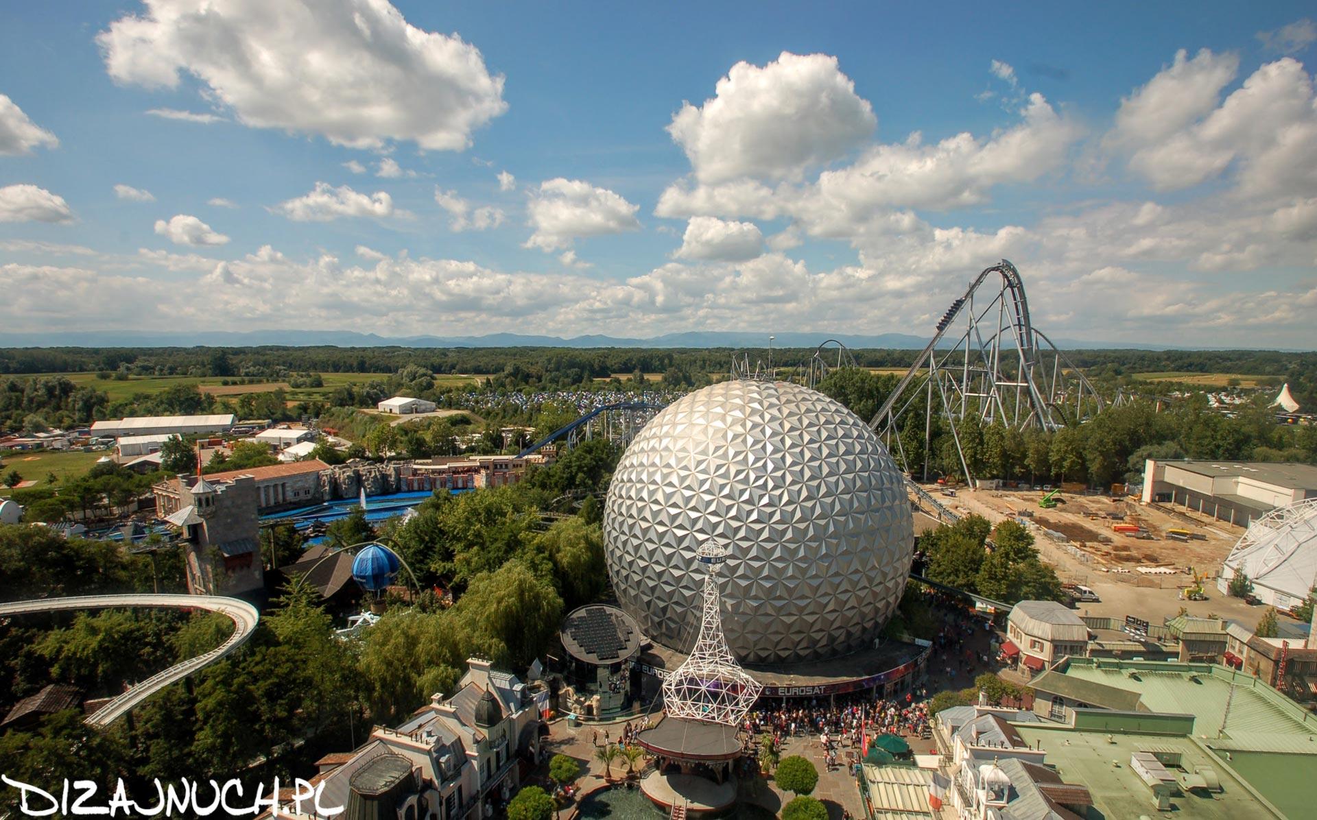 Prawie największy w Europie Park Rozrywki - adrenalina w pakiecie!