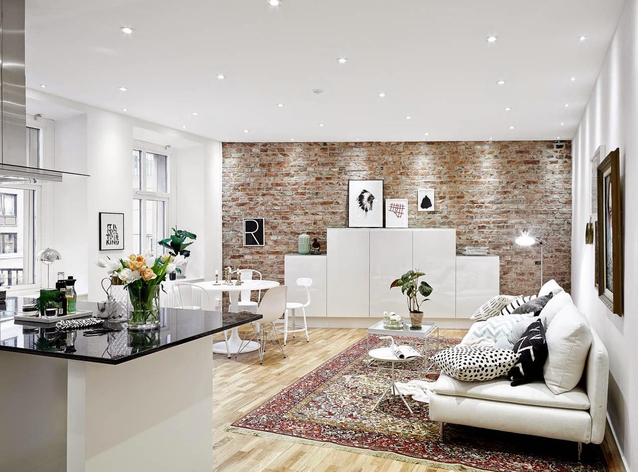 Dream House: mieszkanie w Szwecji | DO YOU LIKE MY ART?