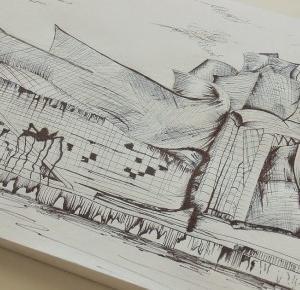 My little art: Guggenheim Museum Bilbao