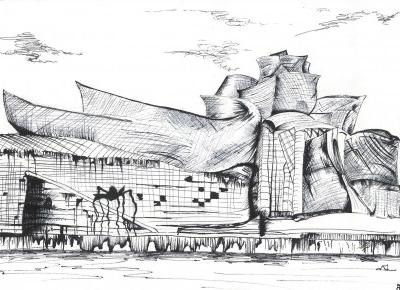 My little art: Guggenheim Museum Bilbao